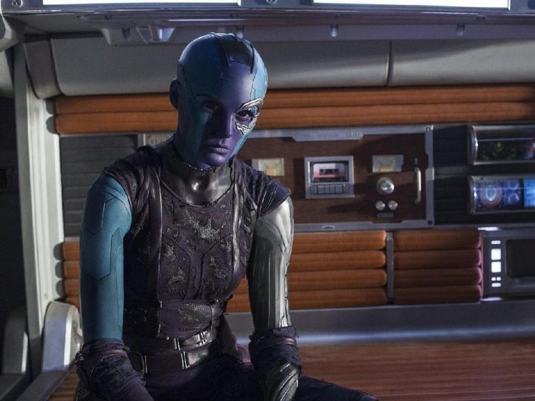 Impian Nebula Menghabisi Thanos