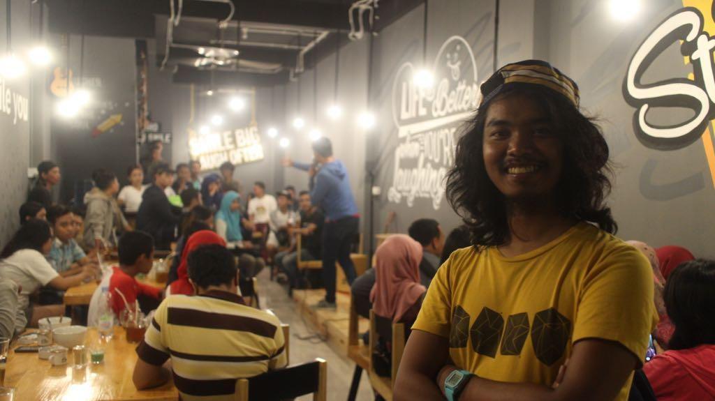 Dodit Mulyanto Ingin Tur Stand Up Comedy ke Desa-desa