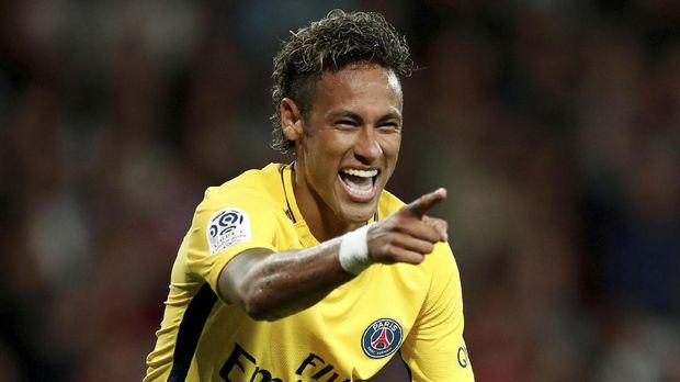 Kepergian Neymar ke PSG membuat nilai jual pemain berubah drastis.