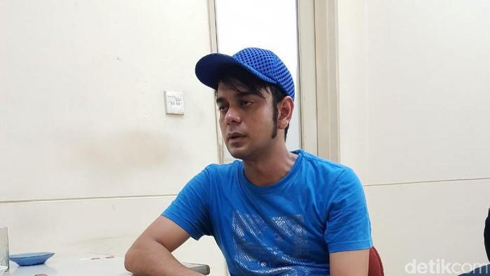 Penampakan Artis Rio Reifan Saat Ditangkap karena Narkoba (Ist)