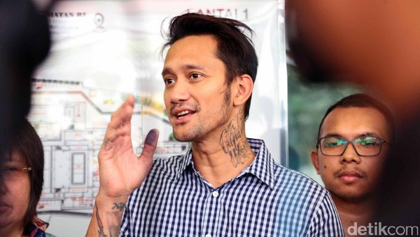 Tora Sudiro Kembali Ke Warkop DKI Reborn 2, Vino: Welcome Home!