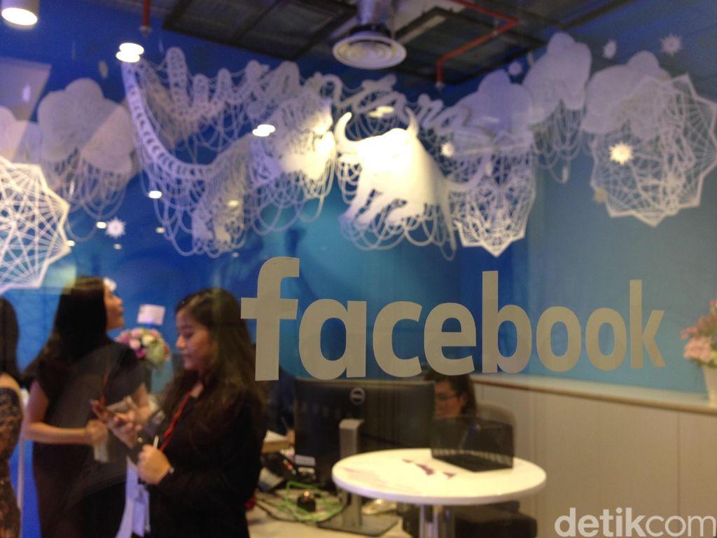 Kantor anyar Facebook ini ada di lantai 49. (Foto: detikINET/Agus Tri Haryanto)