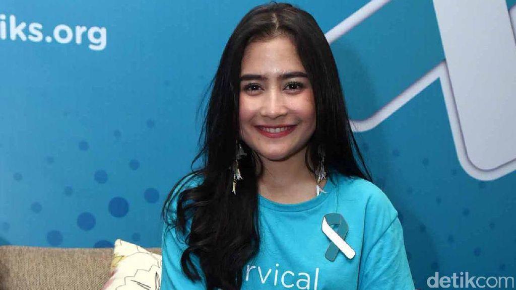 Prilly Latuconsina Ingatkan Para Gadis Jangan Menyepelekan Kanker Serviks