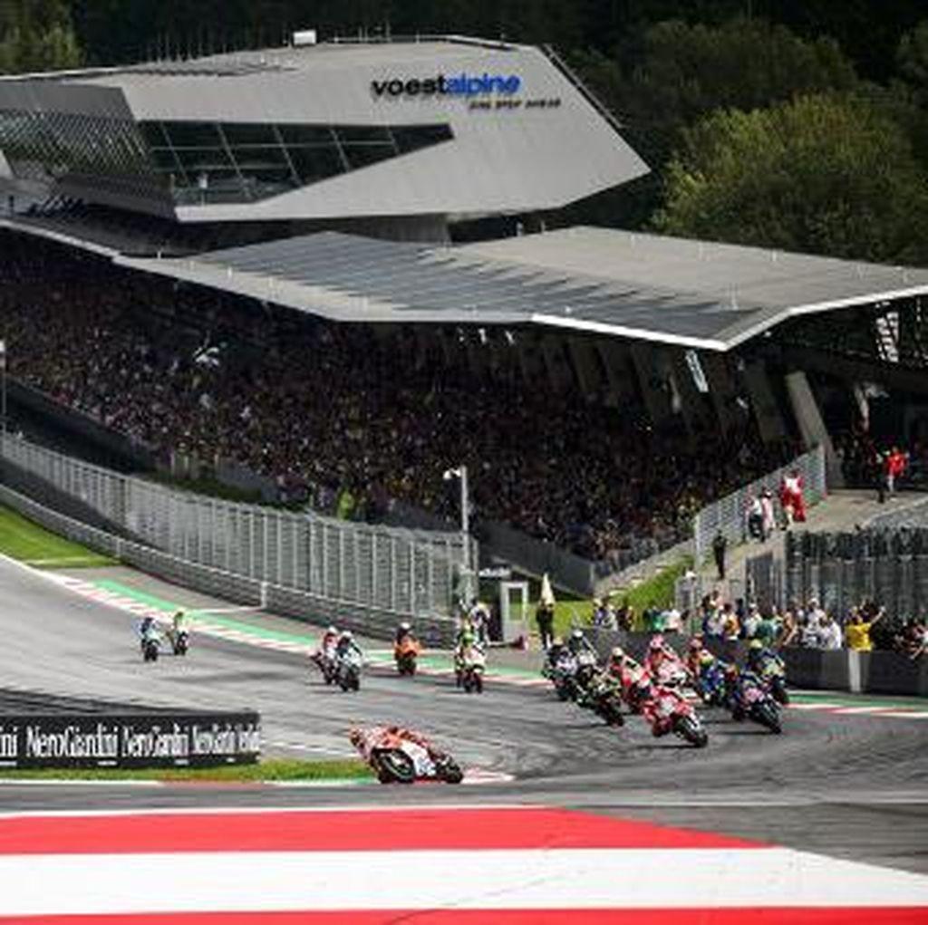 MotoGP Austria: Tempat Ducati Berjaya Dua Musim Terakhir