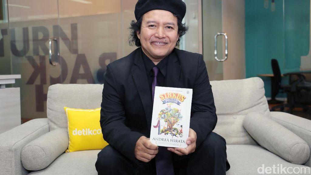Perkenalkan, Novel Baru Andrea Hirata Berjudul Sirkus Pohon