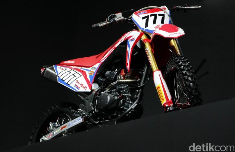 Motor Trail 150 cc dari Honda Siap Tantang Kawasaki KLX 150 (Foto: Rangga Rahadiansyah)