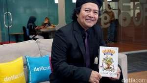 Perilisan Novel 'Ayah' Andrea Hirata