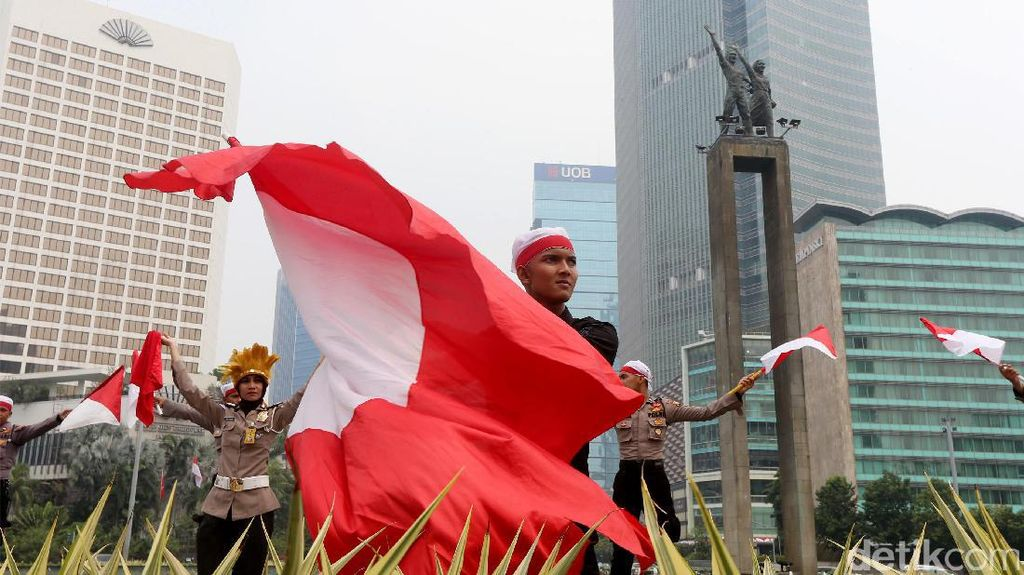 Makna Hari Kemerdekaan RI untuk Ismed Sofyan