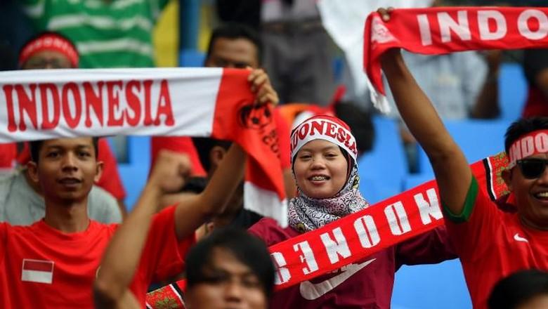 Jokowi: Indonesia, Satukan Kekuatan untuk Sukseskan Asian Games 2018