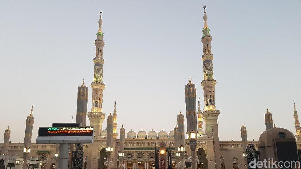 Rindu Rasulullah, Mari Ziarah ke Masjid Nabawi