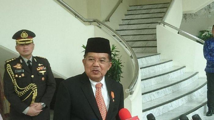 Foto: Wapres Jusuf Kalla. (M Taufiqqurrahman/detikcom).