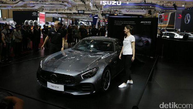 3 Mobil Gila dari Mercedes-Benz