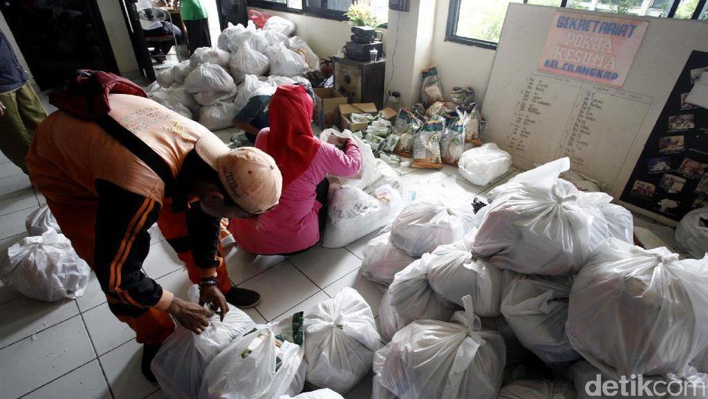 Tersalurkan 100%, DIY dan Jateng Jadi Acuan Program BPNT
