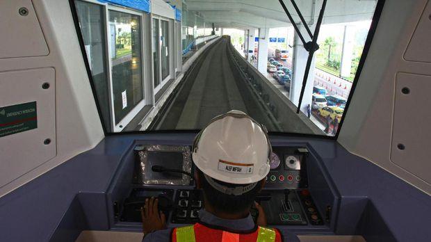 Penasaran Skytrain, Andalan Transportasi Baru Bandara Soetta