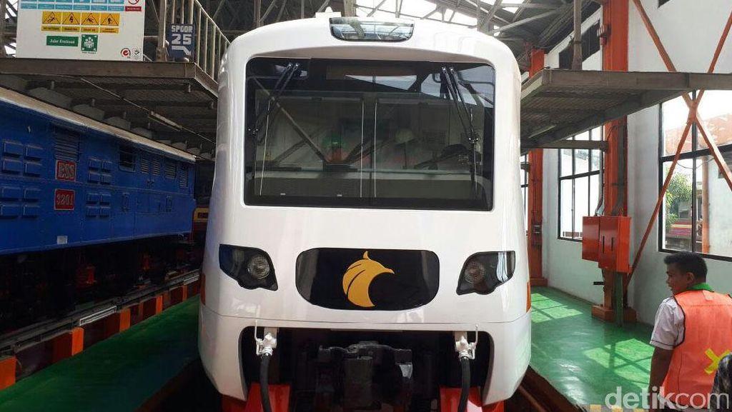 Kereta Bandara Soekarno-Hatta Beroperasi 1 Desember