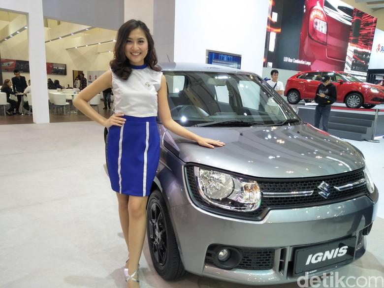 Suzuki Ignis. Foto: Ruly Kurniawan
