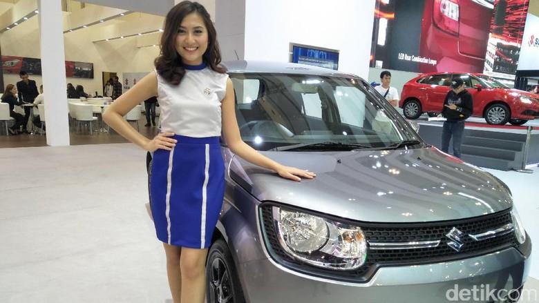 Suzuki Ignis (Foto: Ruly Kurniawan)