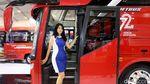 Foto: Pose Cewek-cewek Hot di GIIAS Bikin Cowok Meleleh