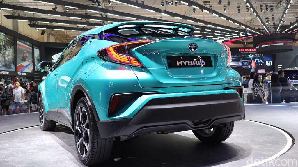 Hari Bumi, Dua Mobil Ramah Lingkungan Meluncur di RI