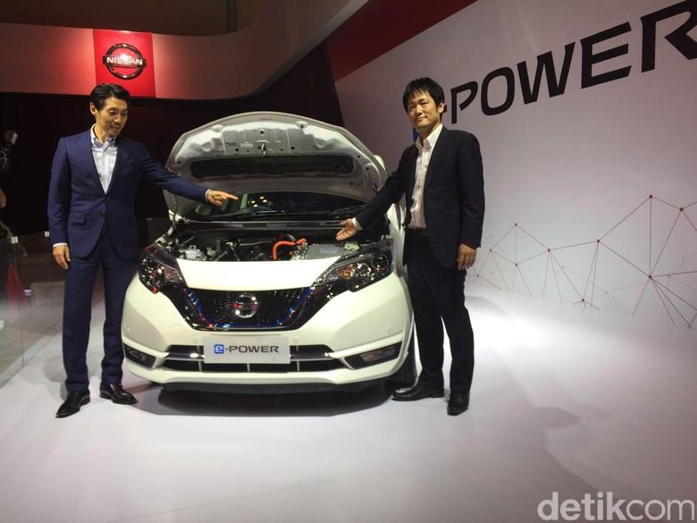 Nissan Note e-Power (Foto: Dadan Kuswaraharja)