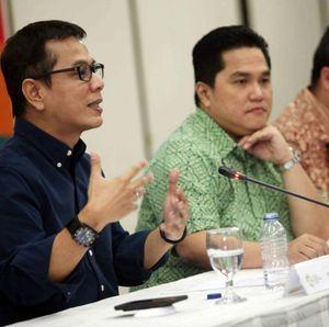 Wishnutama Pastikan NET TV Tak Kecipratan Modal Softbank