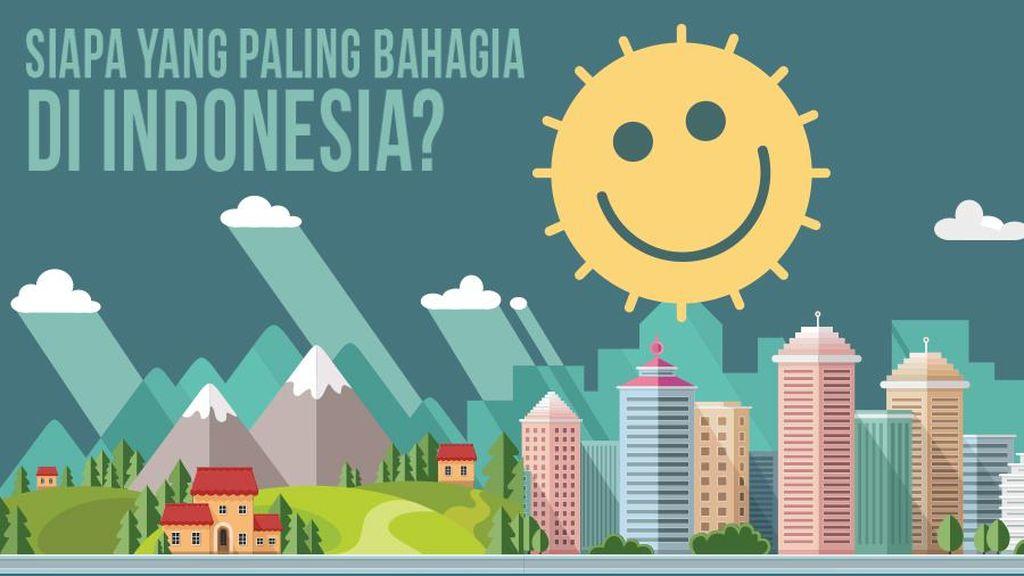 6 Hal Ini Tentukan Tingkat Kebahagiaan Warga Negara