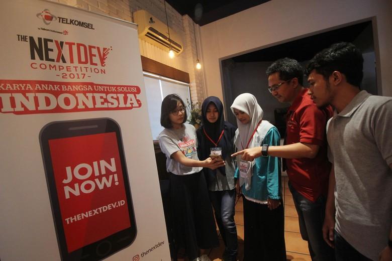 The NextDev Digelar Ketiga Kalinya, Fokus untuk Bangun Indonesia