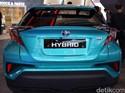 Toyota Tunggu Waktu yang Pas Boyong C-HR Hybrid ke Indonesia