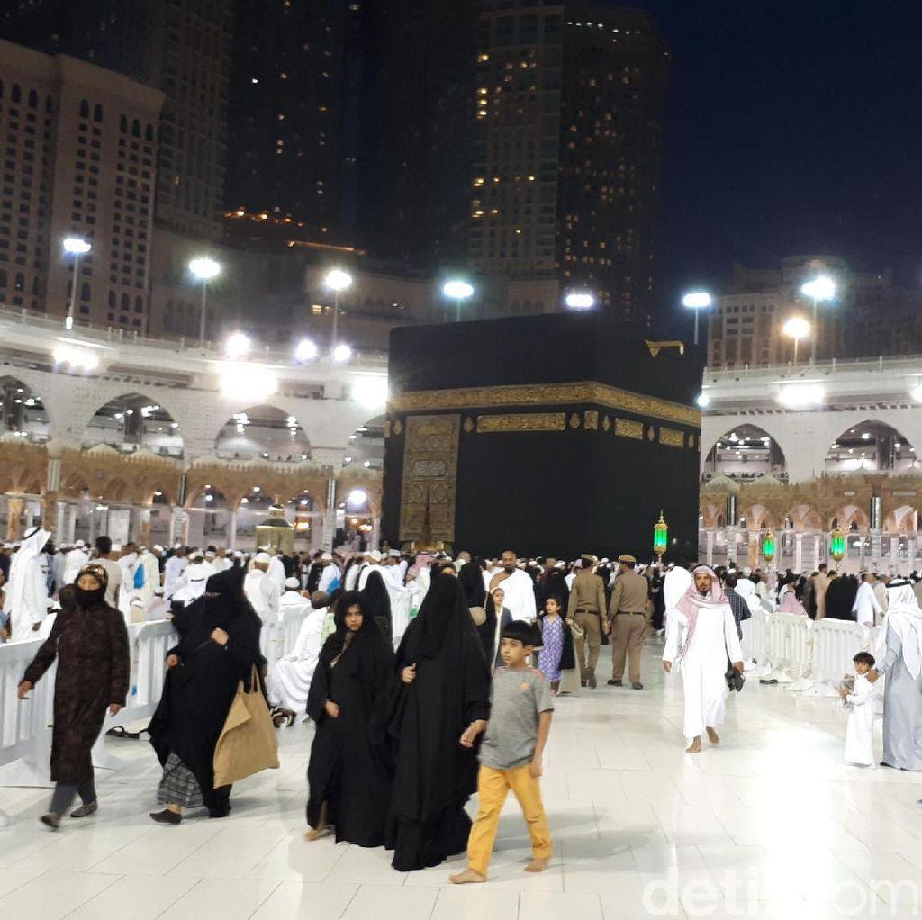 Arab Saudi Diprediksi Hujan Sepekan, Jemaah Haji RI Diimbau Waspada