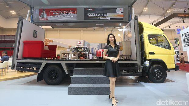Fuso Pertemukan Konsumen dan Pelaku Usaha dalam Truck Campaign