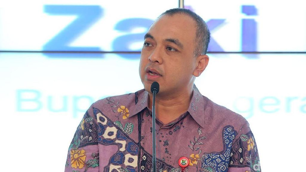 PSBB di Kabupaten Tangerang Diperpanjang Lagi hingga 26 Juli 2020