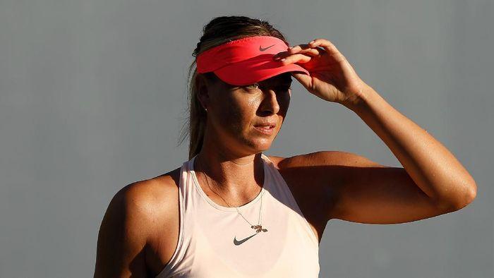 Maria Sharapova merasa masih muda. (Lachlan Cunningham/Getty Images)