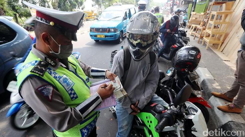 Polisi: Aturan Kendaraan Bodong Jika STNK Mati 2 tahun Belum Berlaku