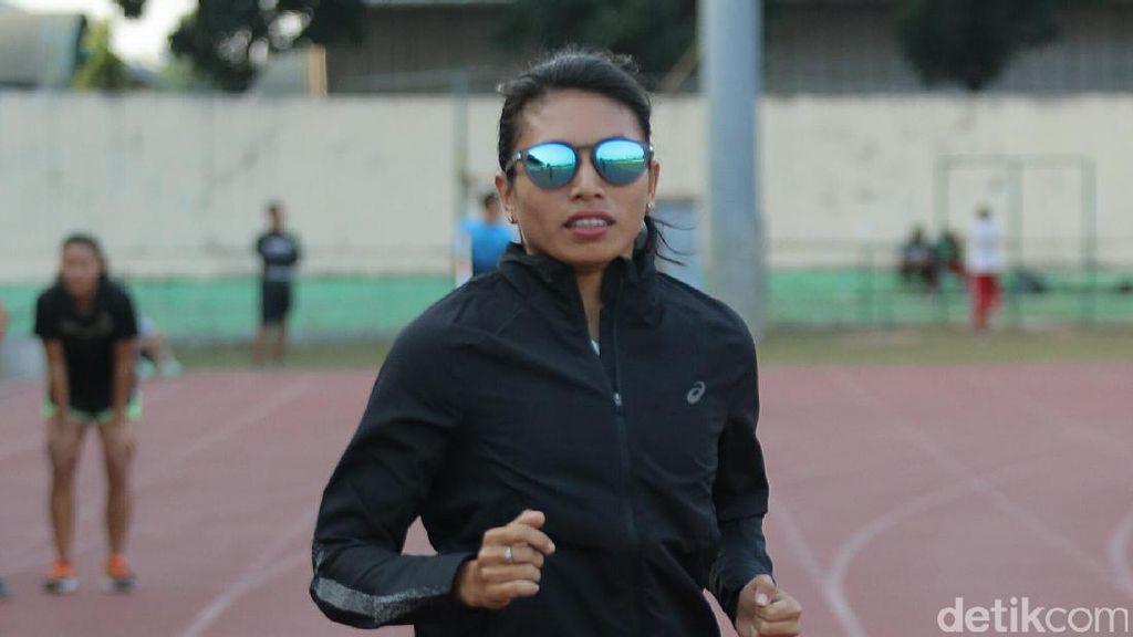 Doa Maria Londa agar Tak Cedera Saat Asian Games 2018