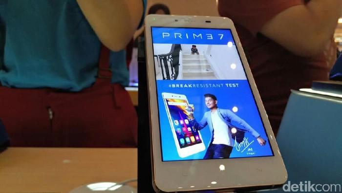 Polytron Prime 7. Foto: detikINET/Yudhianto