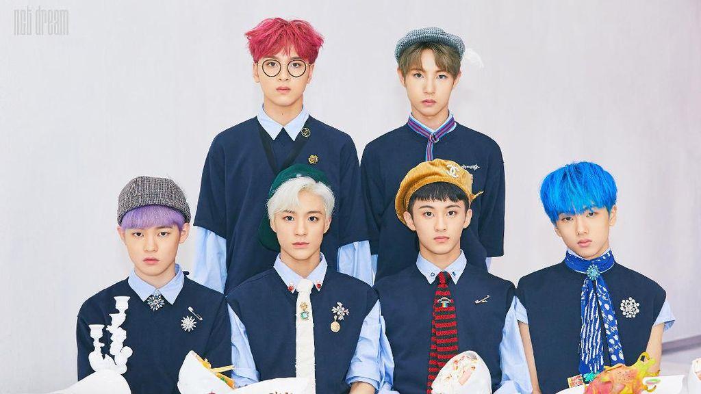 NCT Dream Remaja Paling Berpengaruh 2018