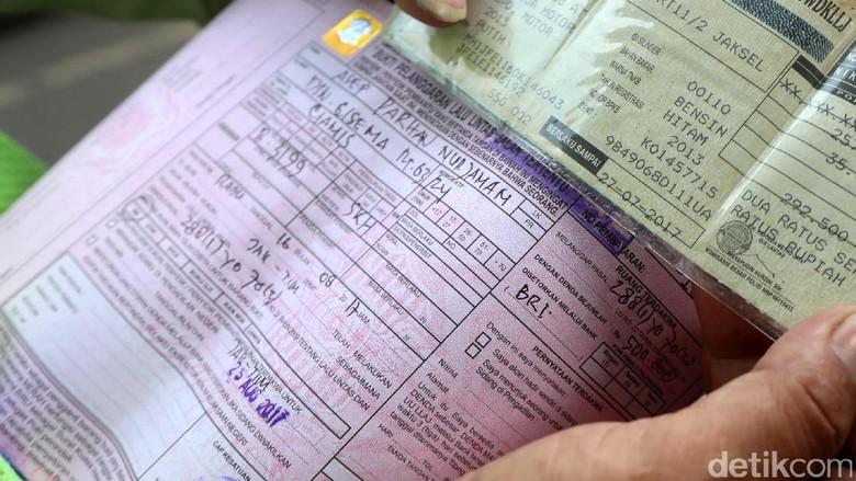 Ambil Tilang Di Surabaya Kini Semudah Pesan Tiket Online