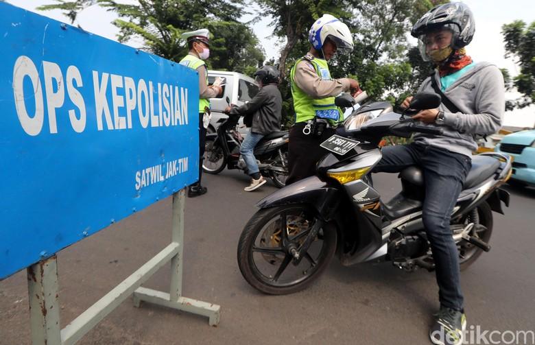 Indonesia Mau Tiru Amerika Terapkan Aplikasi SIM di Ponsel? Foto: Grandyos Zafna