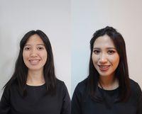 Mencoba Dandanan Makeup Artist di Kantor Lewat Aplikasi Go-Glam