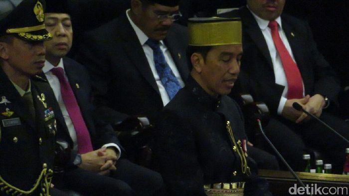 Foto: Gibran Maulana Ibrahim/detikcom