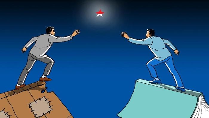 ilustrasi kemerdekaan