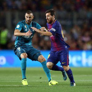 Top Skor Liga Spanyol: Kans Karim Benzema Dekati Lionel Messi