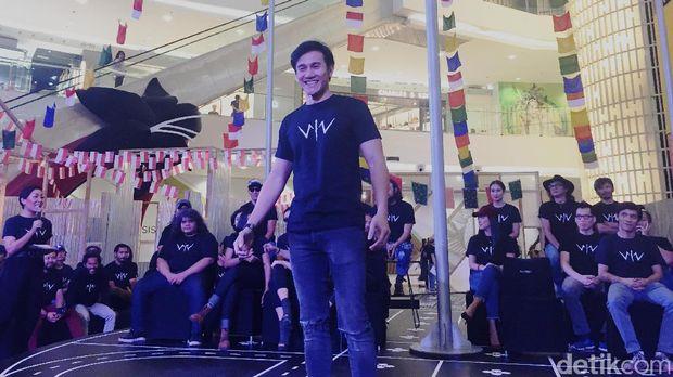 Pesan Haru Almarhum Bastian Tito Tentang Wiro Sableng