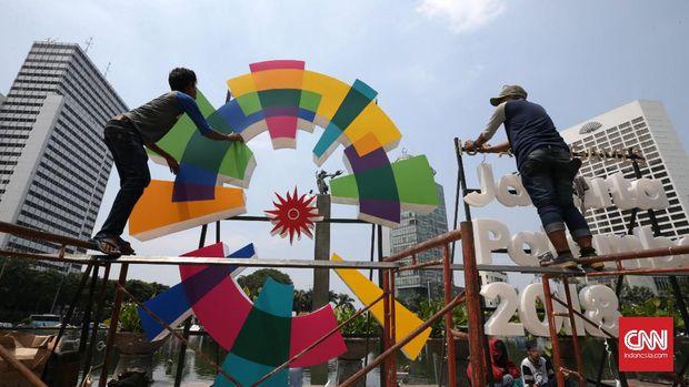 Asian Games 2018 akan dimulai pada 18 Agustus 2018.