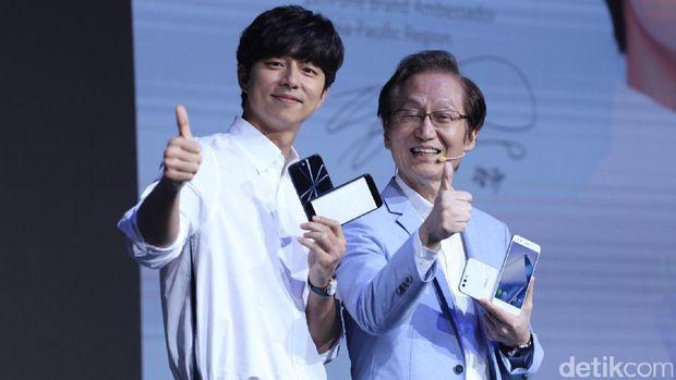 Zenfone 4 Mendarat di Indonesia Oktober