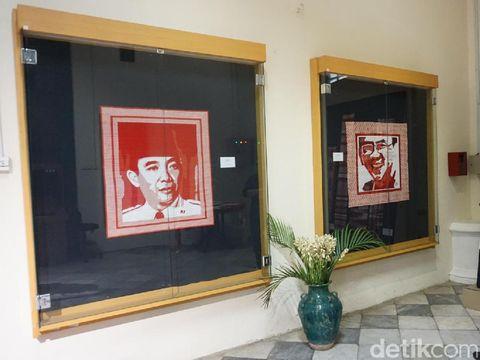 Pertama di Indonesia, Pameran Kain Indonesia Bernuansa Merah-Putih