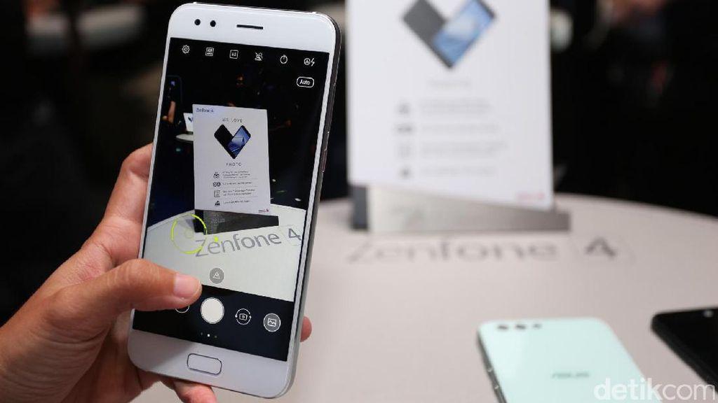 Asus Ungkap Kapan Zenfone 4 Masuk Indonesia