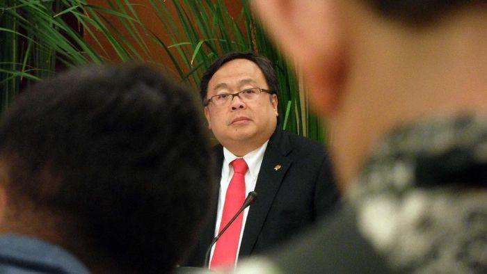 Menteri Perencanaan Pembangunan Nasional (PPN)/Kepala Bappenas Bambang Brodjonegoro/Foto: dok. Kemenkeu