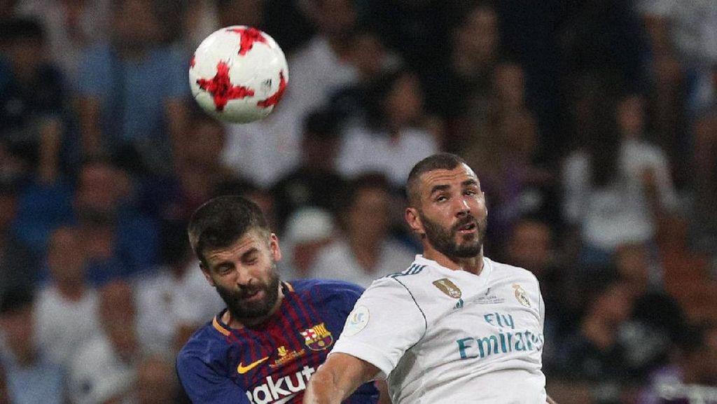 Ini Dia Jadwal Laga Pramusim Atletico, Barcelona, dan Real Madrid