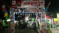 Sambut HUT RI, Gapura Kampung di Jakarta, Jabar & Banten Dihias